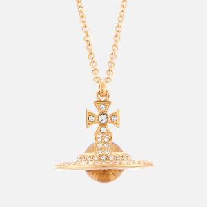 Vivienne Westwood Women's Sorada Small Orb Pendant - Crystal/Gold