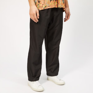 Our Legacy Men's Reduced Trousers - Black Tech