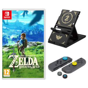 The Legend of Zelda: Breath of the Wild Pack
