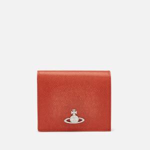 Vivienne Westwood Women's Sofia Billfold Wallet - Orange