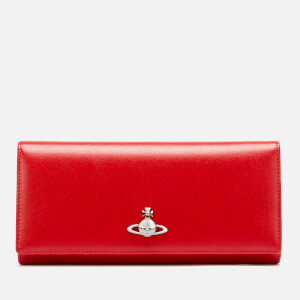 Vivienne Westwood Women's Matilda Long Card Holder - Red