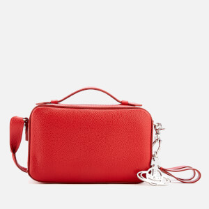 Vivienne Westwood Anglomania Women's Johanna Camera Bag - Red