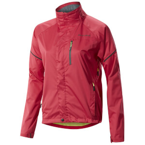 Altura 2017 Women's Nevis III Waterproof Jacket - Raspberry