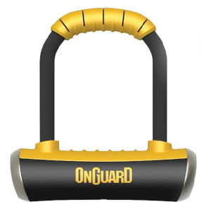 OnGuard 8006 Pitbull Mini Shackle Bike U-Lock