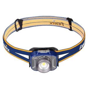 Fenix HL40R LED Focusing 600 Lumens Head Torch - Blue