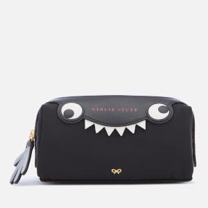 Anya Hindmarch Women's Nylon Girlie Stuff Monster Case - Black