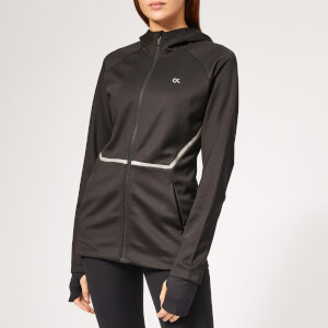 Calvin Klein Performance Women's Full Zip Hoody - CK Black