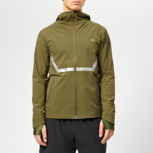 Calvin Klein Performance Men's Wind Jacket - Olive Night