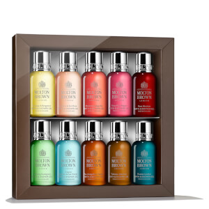 Набор средств для ванны Molton Brown Refined Discoveries Bathing Collection