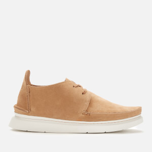 Clarks Originals Men's Seven Suede Chukka Boots - Tan