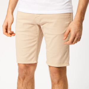 Emporio Armani Men's 5 Pocket Bermuda Shorts - Bianco Ossa