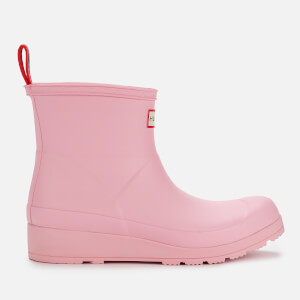 Hunter Women's Original Play Short Wellies - Candy Floss