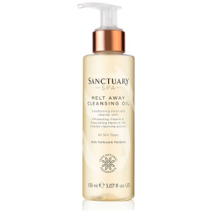 Sanctuary Spa Melt Away Cleansing Oil -puhdistusöljy 150ml