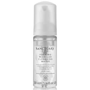 Sanctuary Spa Foaming Micellar Cleansing Water 50 ml