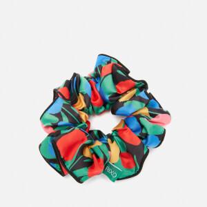 RIXO Women's Jasper Scrunchy - Camouflage Tulip