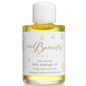 Little Butterfly London Mini Love Eternal Baby Massage Oil 10ml