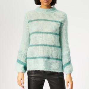 Gestuz Women's Abila Pullover - Blue Haze