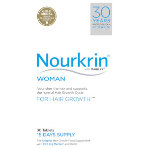 Nourkrin Woman - 30 Tablets