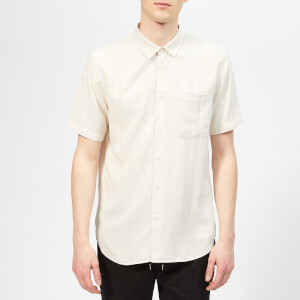 Folk Men's Burner Shirt - Stone