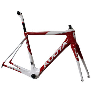 Kuota Khan Frameset - Red