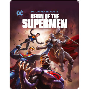 Reign Of The Supermen - Steelbook