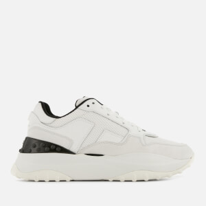 Tod's Women's Chunky Sole Runner Style Trainers - White