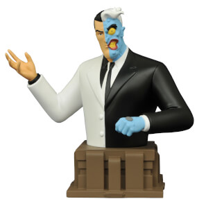 Diamond Select DC Comics Batman The Animated Series Bust - Two-Face 15cm