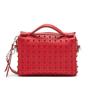 Tod's Women's Mini Gommini Handbag - Red
