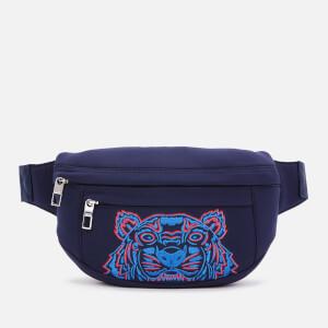 KENZO Men's Neoprene Bum Bag - Navy