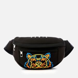 KENZO Men's Neoprene Tiger Bum Bag - Black