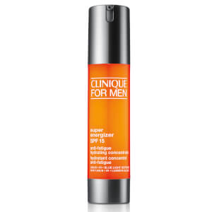 Clinique Clinique for Men Super Energizer SPF 15 Anti-Fatigue Hydrating Concentrate