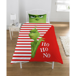 The Grinch Movie Duvet Set