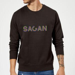 Summit Finish Sagan - Rider Name Sweatshirt - Black