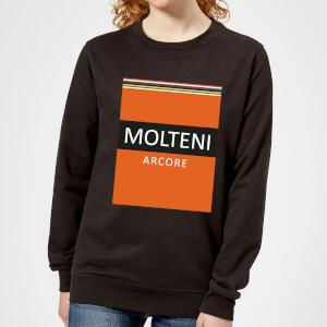 Summit Finish Molteni Women's Sweatshirt - Black