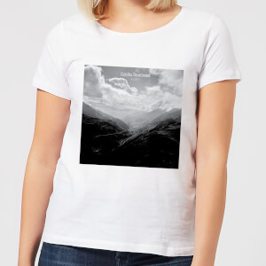 Summit Finish Col du Tourmalet Scenery Women's T-Shirt - White