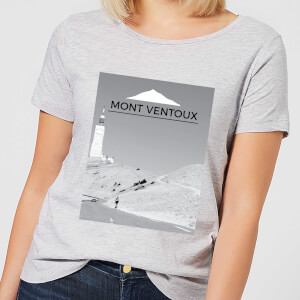 Summit Finish Mont Ventoux Scenery Women's T-Shirt - Grey
