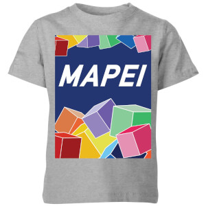 Summit Finish Mapei Kids' T-Shirt - Grey