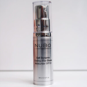 NuBo Cell Dynamic Cooling Aftershave Moisturiser SPF 20 (Free Gift)