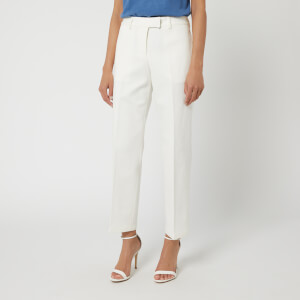 A.P.C. Women's Cece Trousers - White
