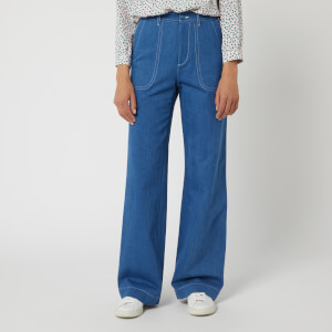 A.P.C. Women's Seaside Jeans - Indigo