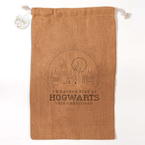 Harry Potter Officially Licensed Hogwarts Christmas Sack