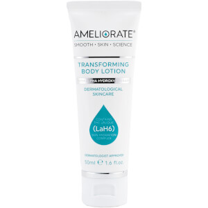 AMELIORATE Transforming Body Lotion 50ml (Free Gift)