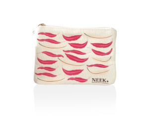 Neek Skin Organics Eucalyptus Leaf Make Up Purse (Free Gift)