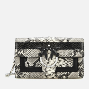 Pinko Women's Lavacourt Wallet Bag - Python