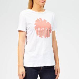 BOSS Casual Women's Teblossom T-Shirt - White