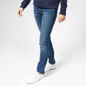 BOSS Women's J20 Jeans - Navy