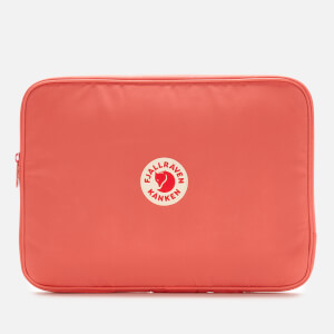 Fjallraven Women's Kanken Laptop Case - Peach Pink