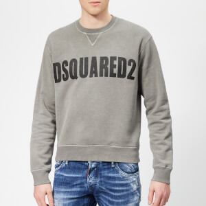 Dsquared2 Men's Dan Fit Sweatshirt - Grey