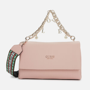 Guess Women's Conner Shoulder Bag - Nude