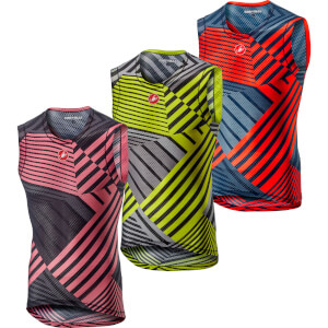 Castelli Pro Mesh Sleeveless Baselayer